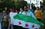 St. Louis Marchers Want To Welcome More Syrian Refugees