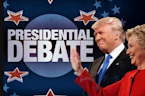 First Debate Highlights: Taxes, Terror, Stamina