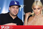 Rob Kardashian Tweets Out Sister Kylie's Phone Number