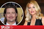 Khloé Kardashian Has a Crush on Brad Pitt