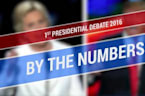 First Presidential Debate By The Numbers, Trump Interrupts Clinton 51 Times And Who Won?