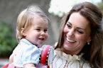 Princess Charlotte's Uncanny Resemblance To Queen Elizabeth