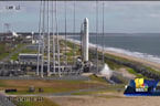 Antares OA-5 Rocket Launch Can Be Seen from Maryland