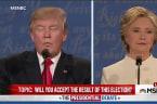 "Trump Faces Backlash After Threatening Election ""Suspense"""