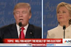 All The Things You Missed From The Last Presidential Debate