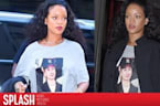 Rihanna Sports Support For Hillary With New Style