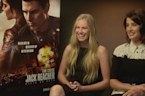 Jack Reacher cast on filming in crazy New Orleans