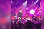 11-year-old Londoner dances with Justin Bieber in concert