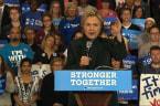 Clinton Pushing for Ohio Undecided Ohio Voters