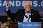 Some Bernie Sanders Supporters May Vote for Him as Write-In
