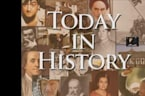 Today in History for October 26th
