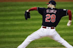 Indians Beat Cubs 6-0 in World Series Game One