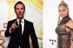 Benedict Cumberbatch is a Huge Beyoncé Fan