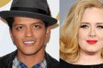 Bruno Mars BLASTS Adele!
