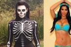 Kim Kardashian's 5 Hottest Halloween Costumes