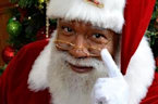 Mall of America Gets Its First Black Santa