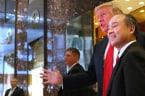 Trump Takes Credit for SoftBank's $50 Billion US Investment