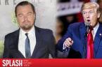 Leonardo DiCaprio Meets With Donald Trump to Talk Environment