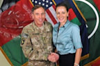 Paula Broadwell 'Shocked' Petraeus Considered for Cabinet