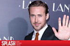 Ryan Gosling's Daughters Are Too Young to Ask For Presents Yet