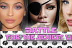 Sexiest Lips Battle: Kylie Jenner, Taylor Swift Or Rihanna?