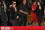 Kim Kardashian Arrives in Dubai, First International Trip Since Paris