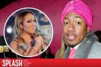 Nick Cannon Explains Mariah Carey's NYE Flub