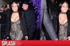 Blac Chyna and Rob Kardashian Make a Strip-Club Appearance in New York