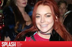 Lindsay Lohan Just 'Educating Herself' on Nation of Islam
