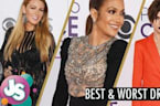2017 People's Choice Awards Best and Worst Dressed - Just Sayin'