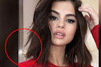 Did Selena Gomez Get Her HAIR Photoshopped in This Pic??