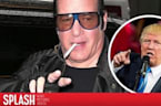 Andrew Dice Clay Thinks President Trump Stole His Act to Get Elected