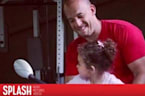 Vin Diesel Jokes That His Craziest Stunt is 'Fatherhood'
