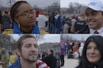 On the National Mall: what the Trump Presidency might be