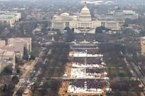 Trump vs. Media on How Many People Were at Inauguration