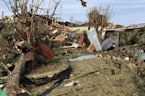 At Least 20 Dead as Tornadoes Rip Through the Southeast