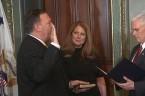 Pompeo Sworn in as CIA Director