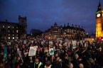 UK Parliament Debates Trump's State Visit Amid Mass Protests