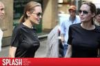 Angelina Jolie arbeitet an sich und an ihrer Familie