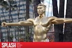 The Story Behind the Giant Kanye West Oscar Statue