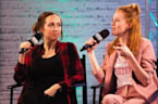 "Zoe Boyle On Playing Deaf For A Scene In ""Witless"