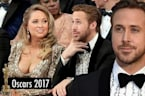 Ryan Gosling's Sister Mandi Proves Sexy Runs in the Family at 2017 Oscars
