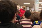 Video: U.S. education secretary, governor visit school in Bethesda