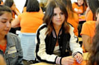 Selena Gomez Makes SURPRISE Visit to High School for World Kindness Day!