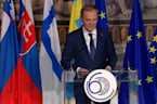 'Prove you are leaders of Europe,' Tusk tells Rome summit