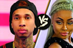 Blac Chyna Calls Tyga a B*TCH Over Child Support Issues