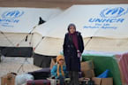 Number of Syrian Refugees Passes 5 Million