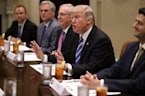 As Shutdown Looms, Trump Wants Border Barrier in Budget