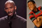 Kobe Bryant Performs Slam Poetry About Steve Urkel