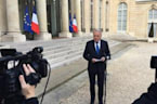 France Claims Syrian Government Behind Chemical Attack